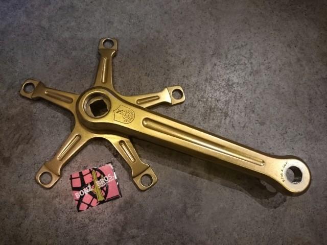 Campagnolo-mx-crank-gold